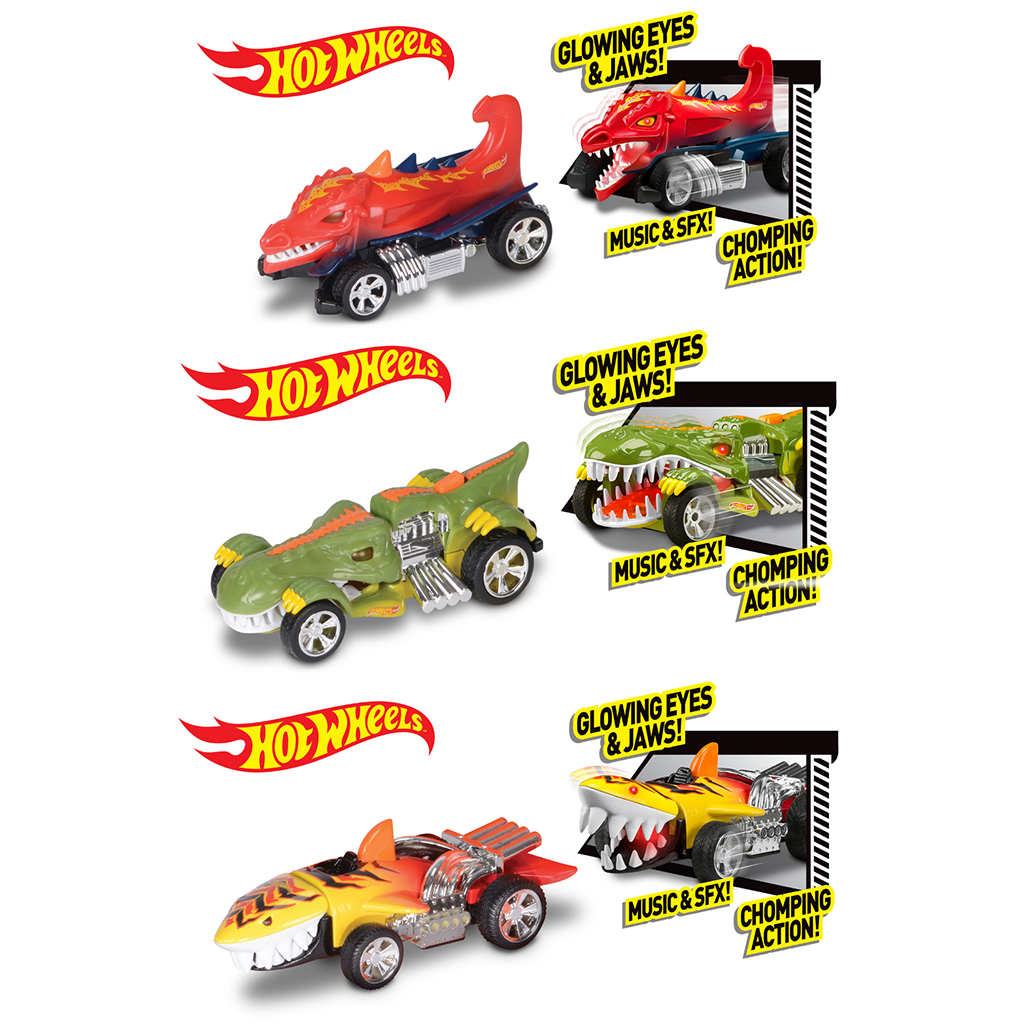 Afbeelding van Hot Wheels Fighters Assorti