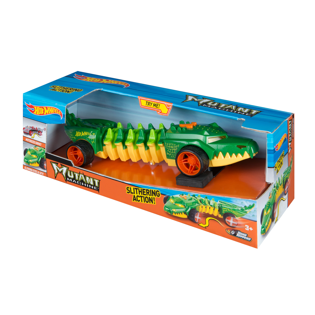 Afbeelding van Hot Wheels Mutant Machine Commander Croc