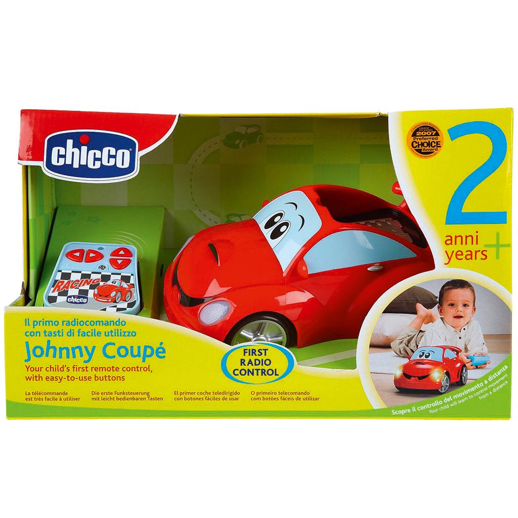 Afbeelding van Chicco R/C Auto Johnny Coupe
