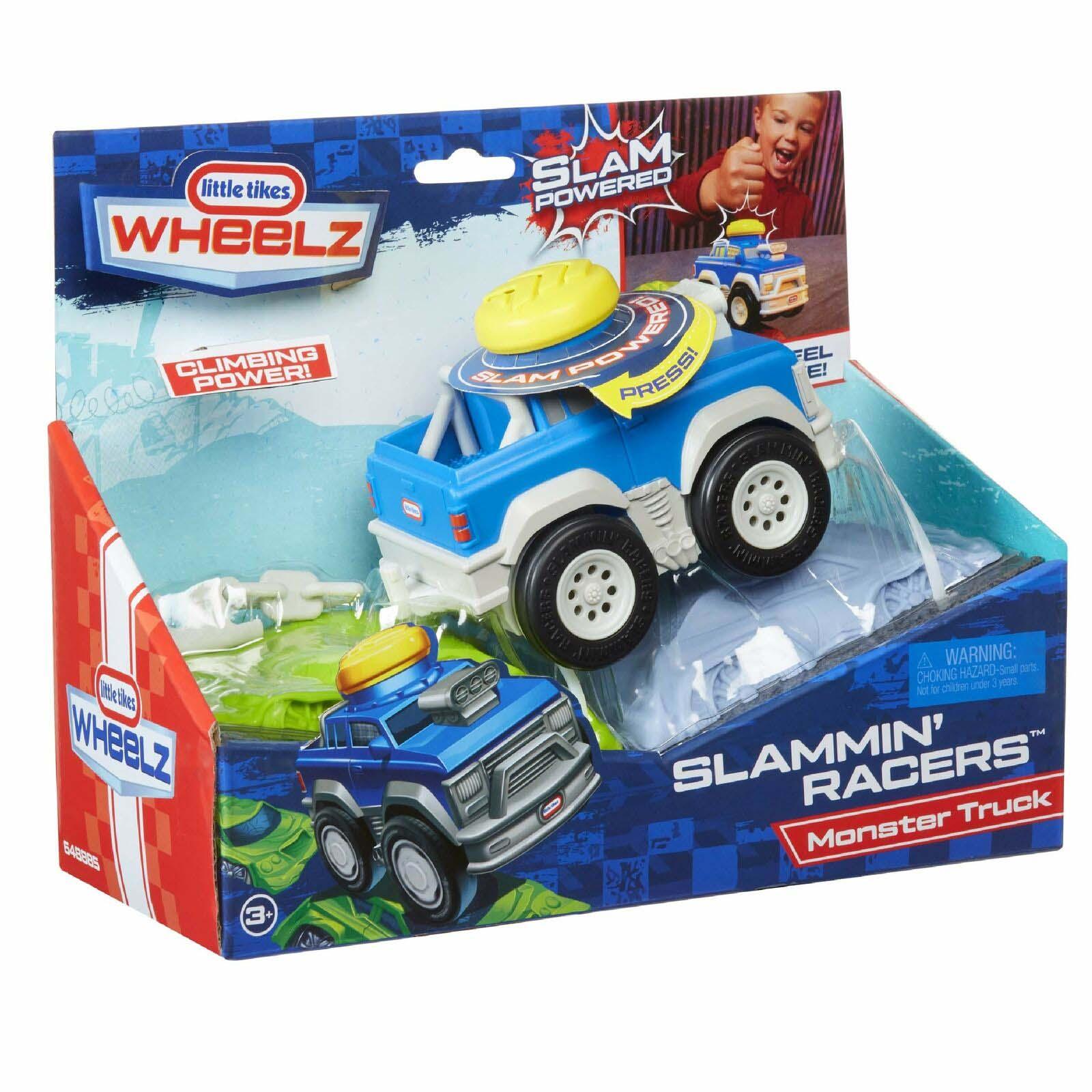 Afbeelding van Little Tikes Slammin Racers Power Rigs Assorti