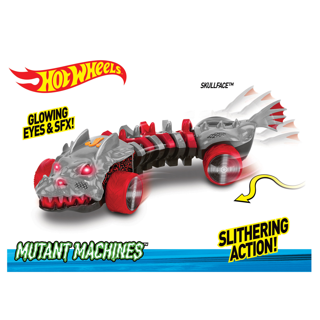 Afbeelding van Hot Wheels Mutant Machine Skullface