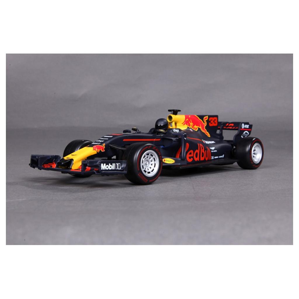 Afbeelding van Burago Auto 1:43 Max Verstappen RB13