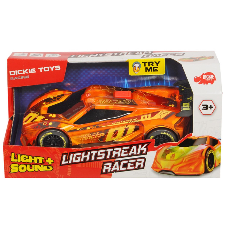Afbeelding van Auto Lightstreak Racer B/O 20 Cm