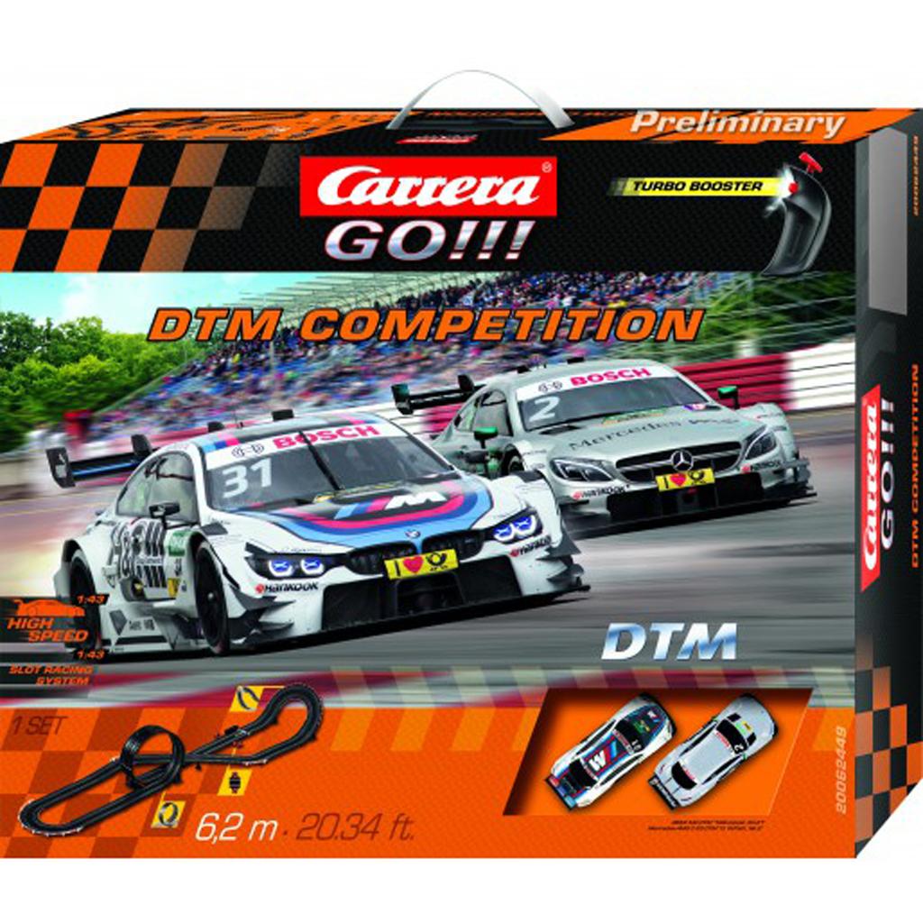 Afbeelding van Racebaan Carrera DTM Competition 620 Cm