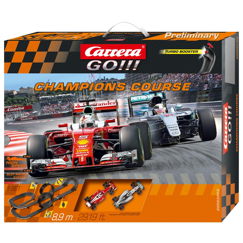 Afbeelding van Racebaan Carrera Champions Course 8,9 Meter