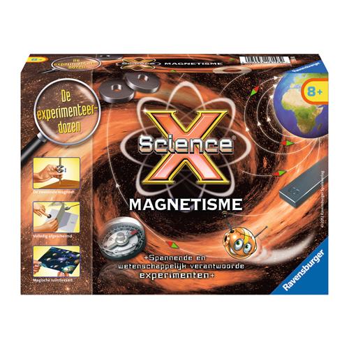 Afbeelding van Experimenteerset Science X Mini Magnetisme