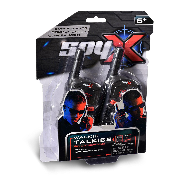 Afbeelding van Spionnenset SpyX Walkie Talkie