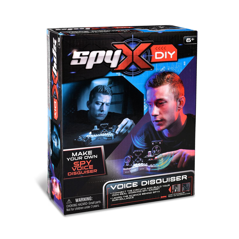 Afbeelding van Spion Spy X DIY Voice Disguiser