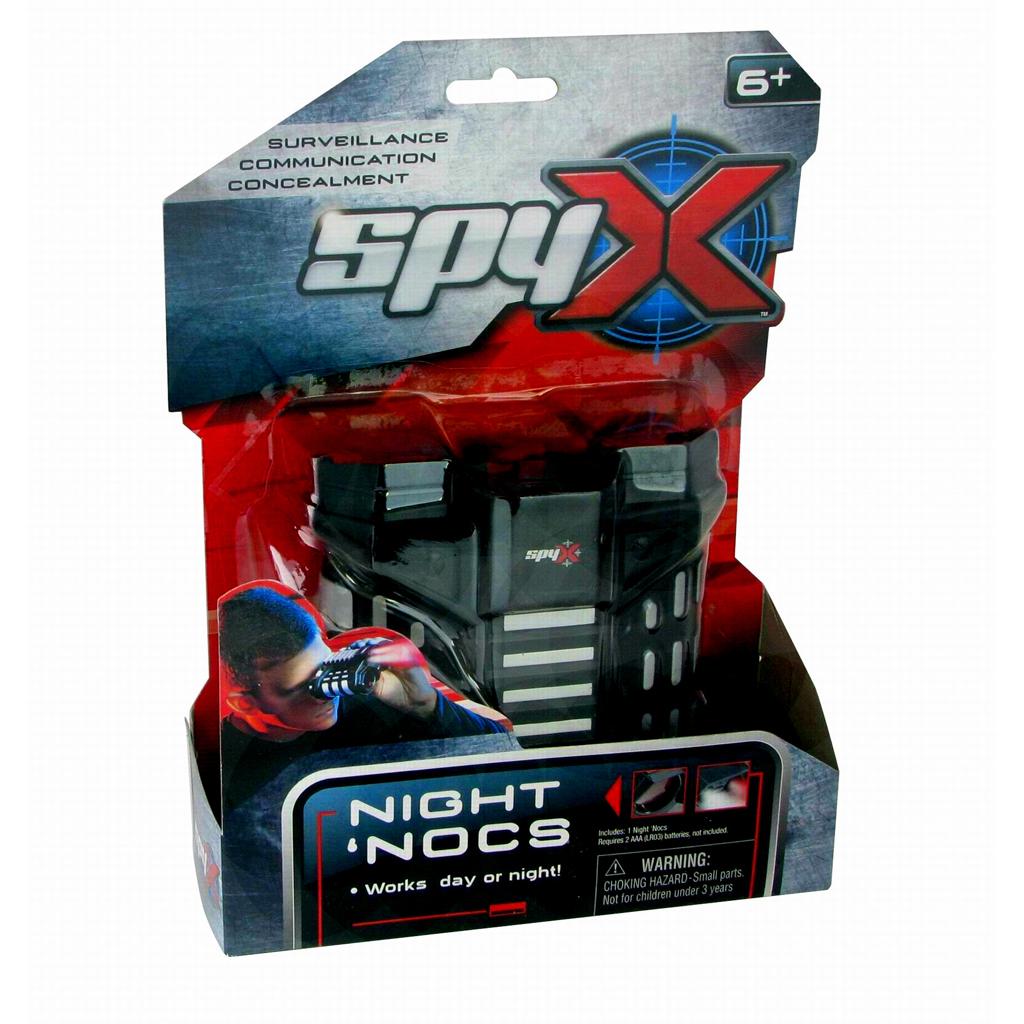 Afbeelding van Spionnenset SpyX Nachtkijker