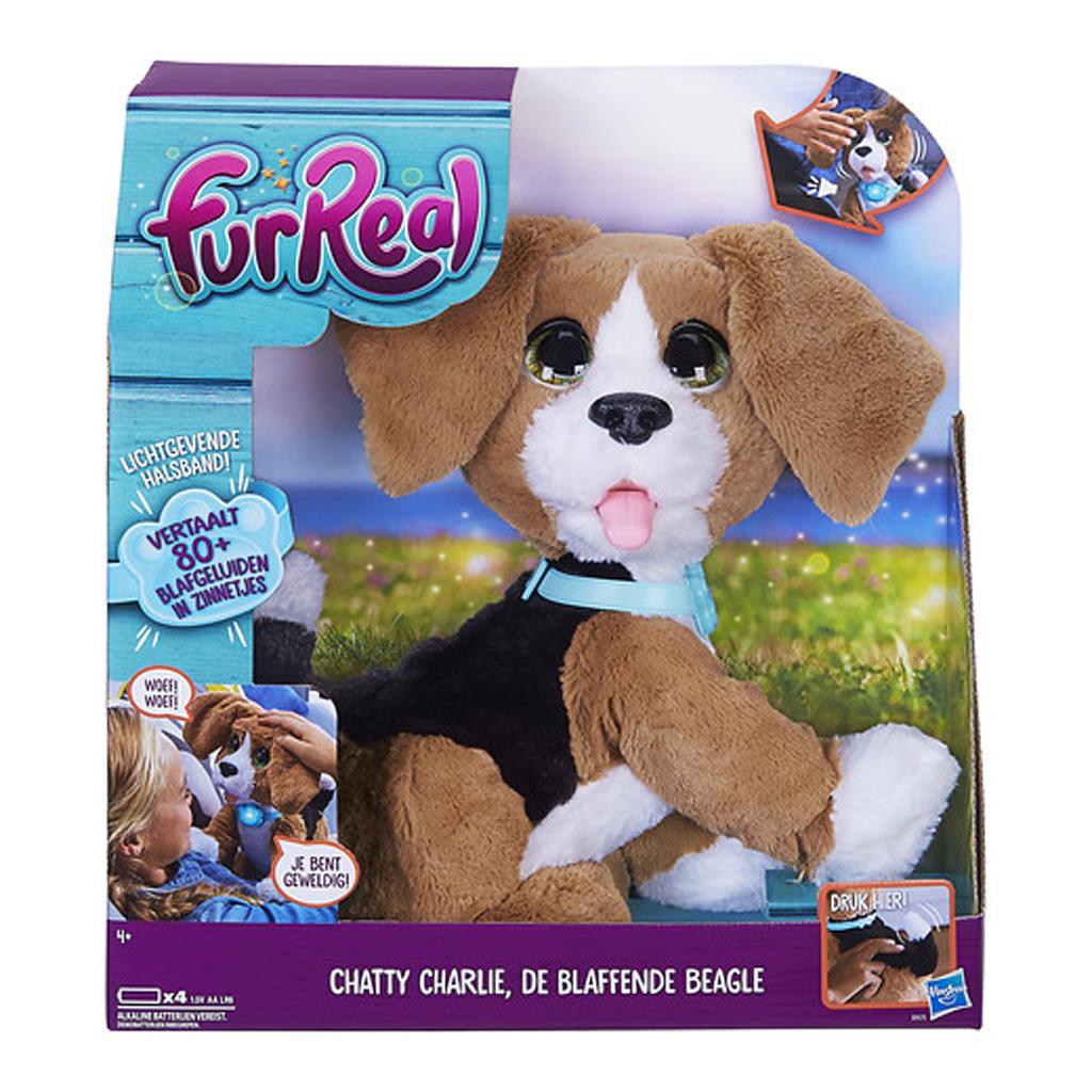 Afbeelding van Fur Real Chatty Charlie, De Blaffende Beagle