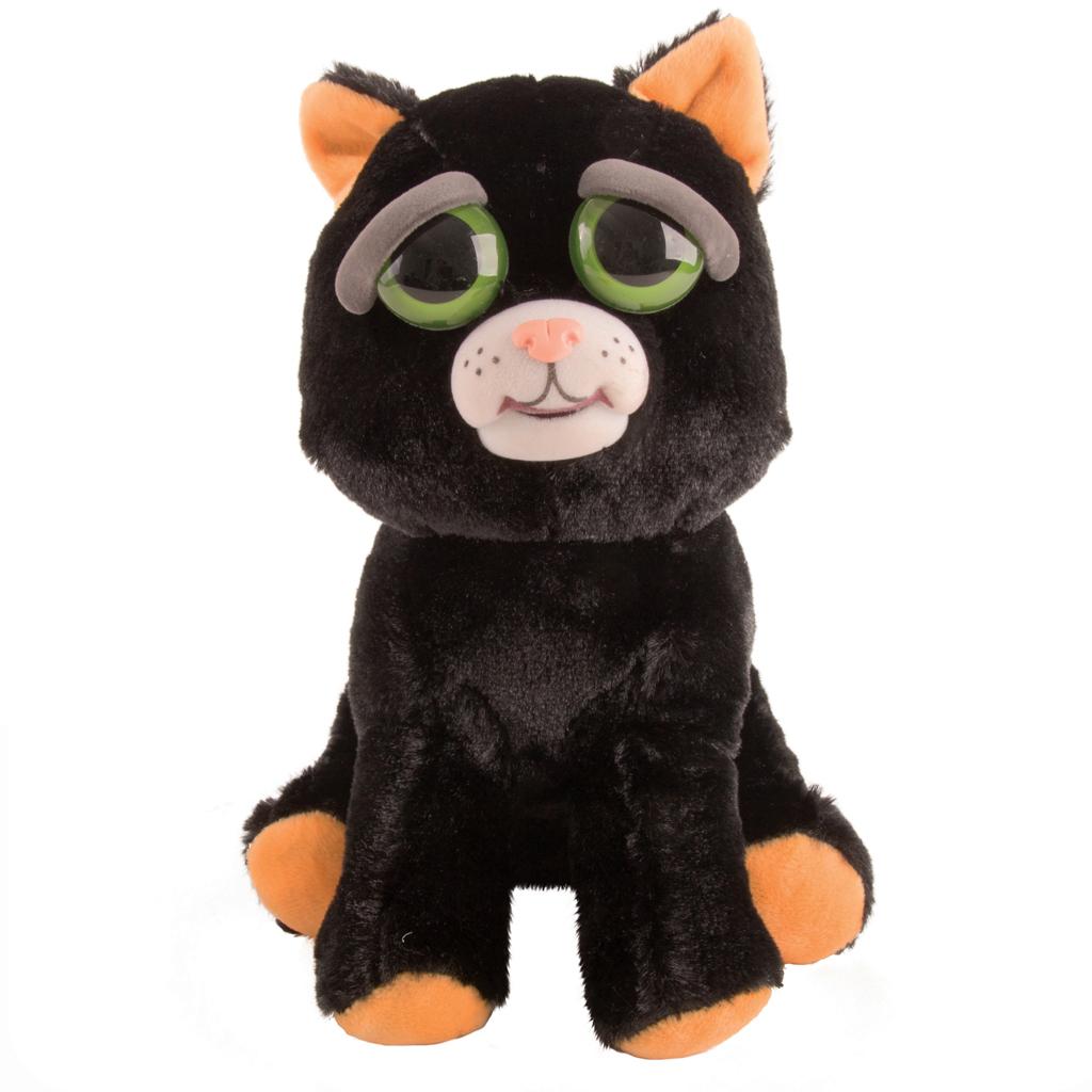 Afbeelding van Feisty Pets Zwarte Kat
