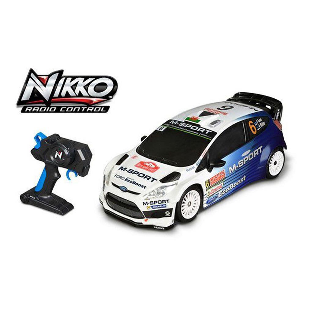 Afbeelding van R/C Nikko 1:16 Ford Fiesta 94131