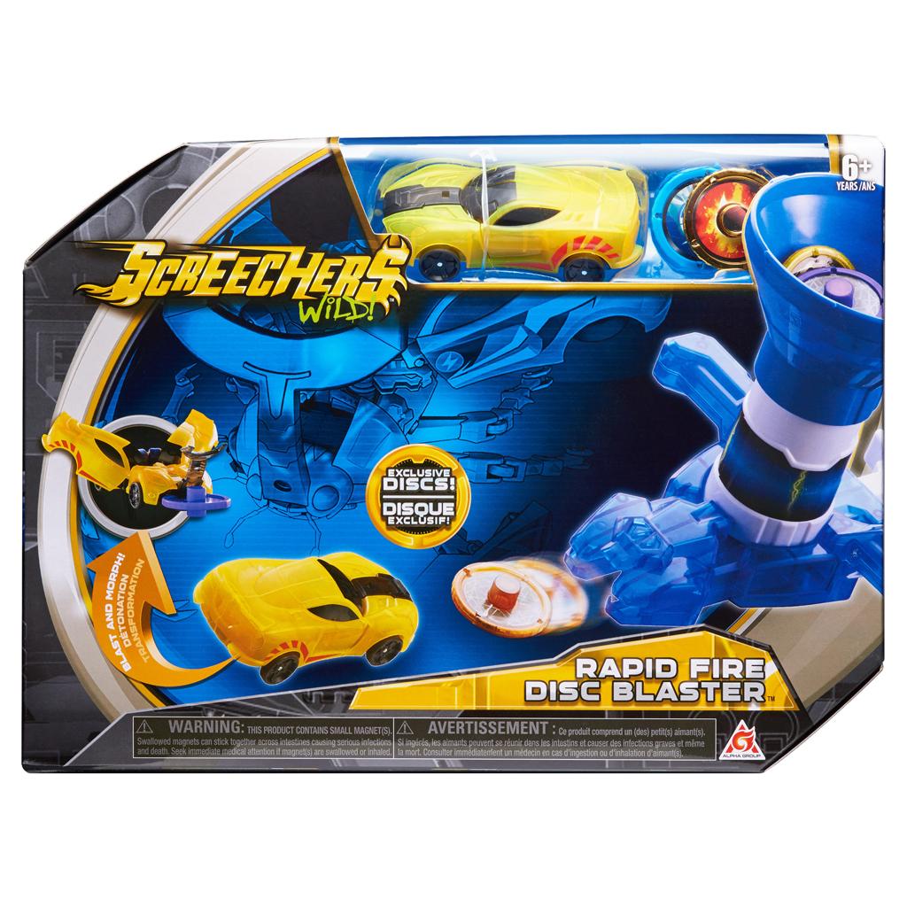 Afbeelding van Screechers Wild Disc Blaster