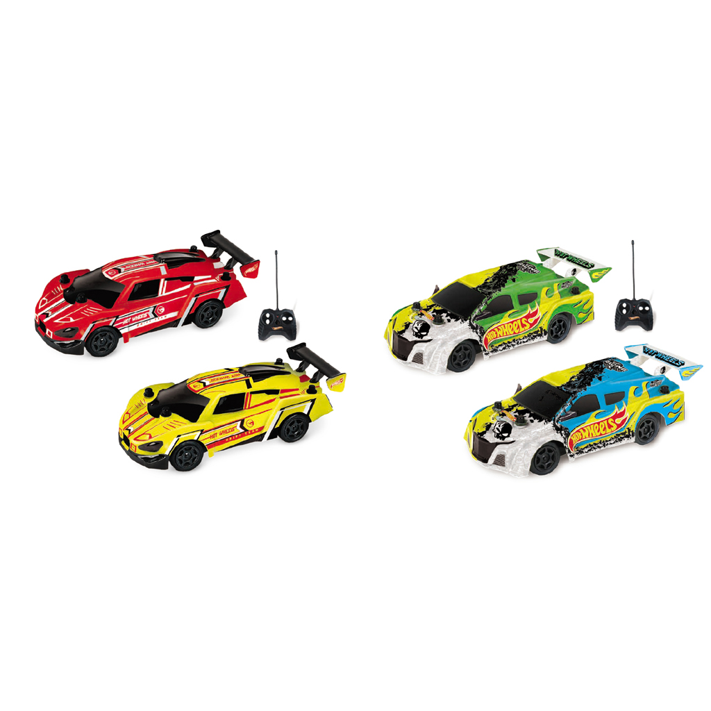Afbeelding van Hot Wheels R/C Auto Assorti