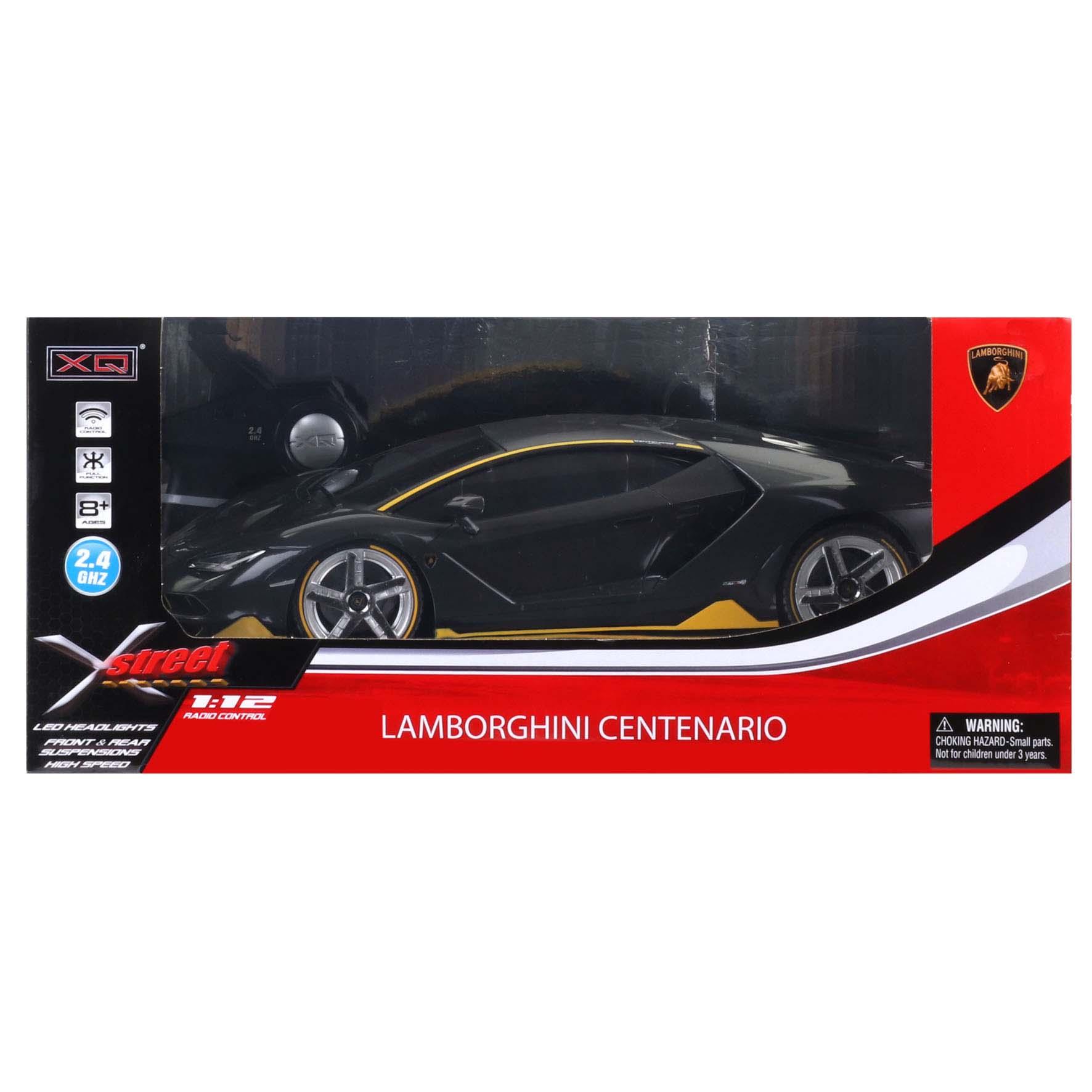 Afbeelding van Lamborghini Centario 1/12 3808