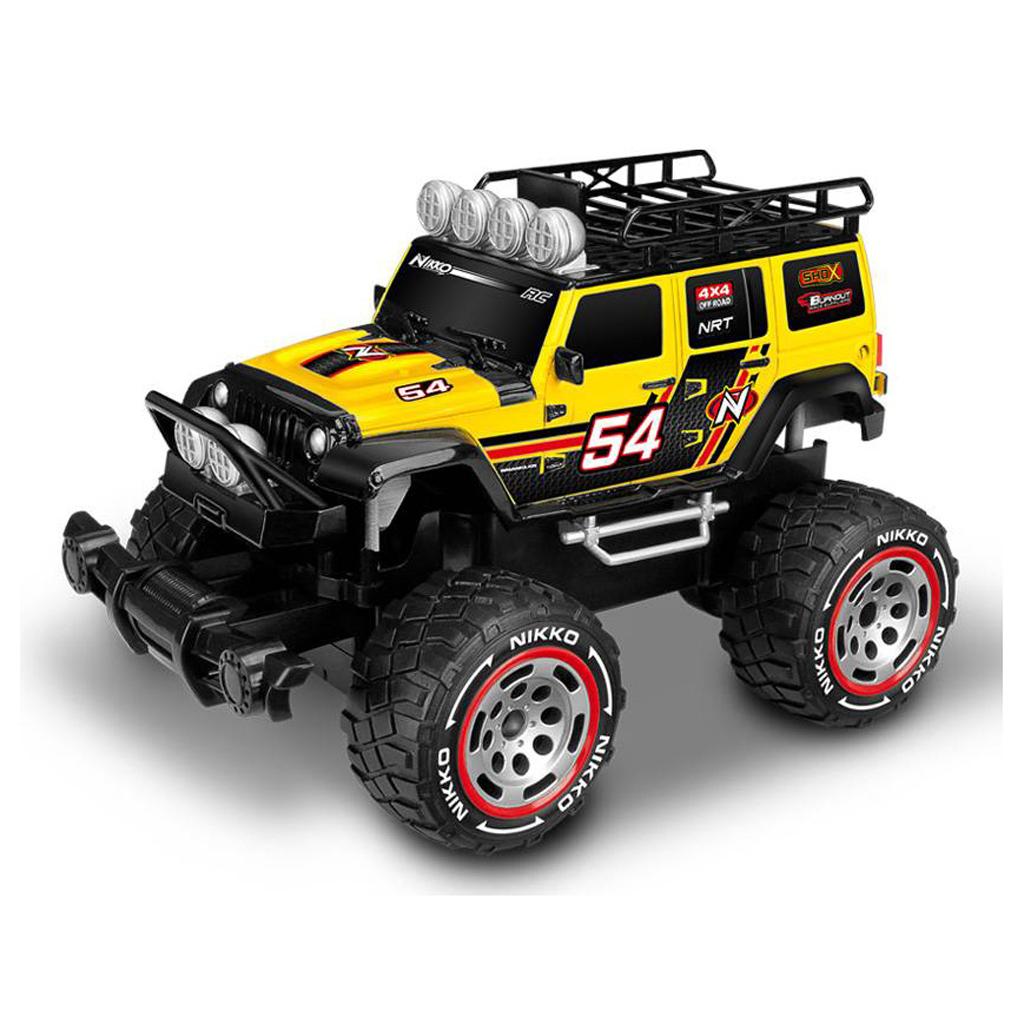 Afbeelding van R/C 1:18 Jeep Wrangler Nikko
