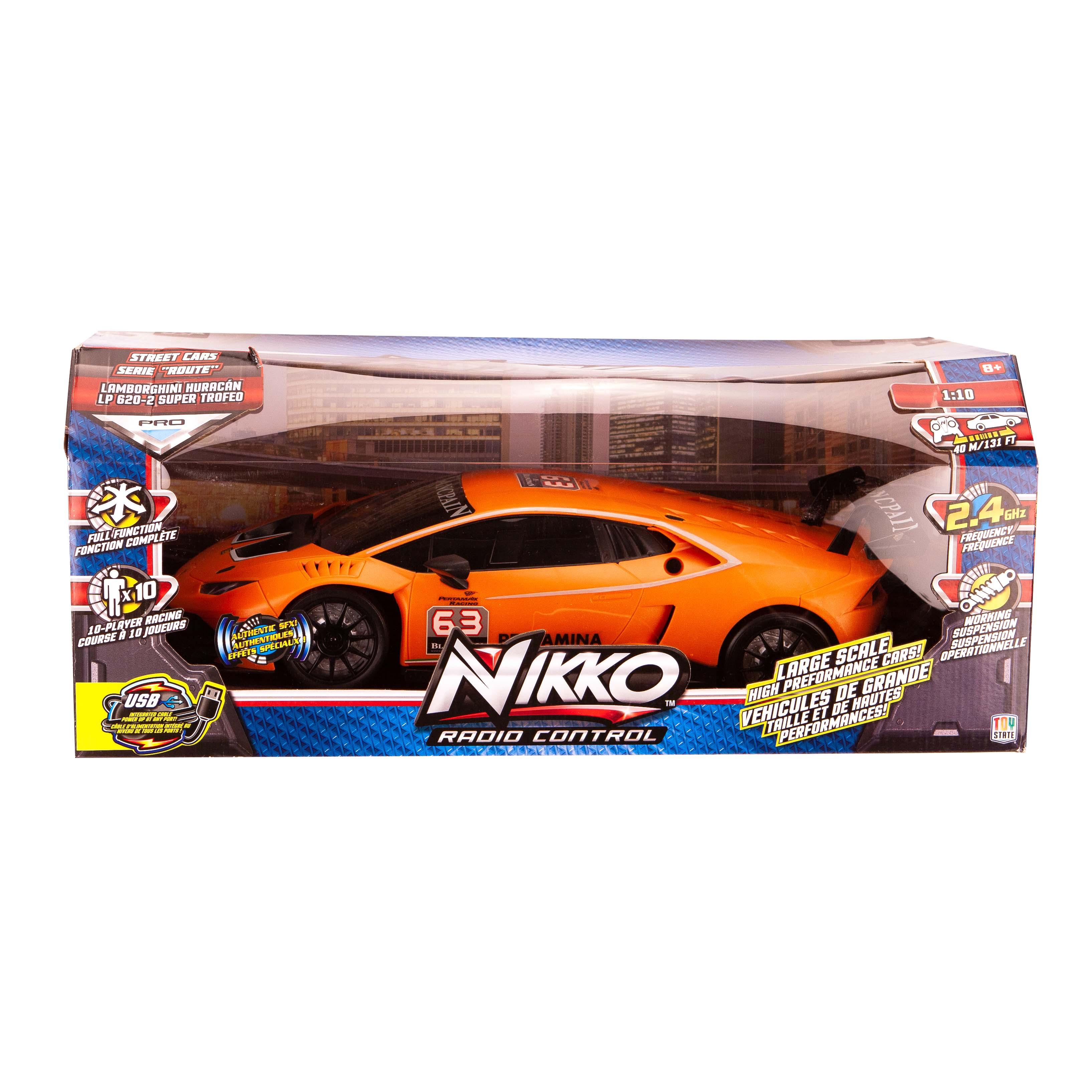 Afbeelding van R/C 1:10 Lamborghini Hurricane Nikko