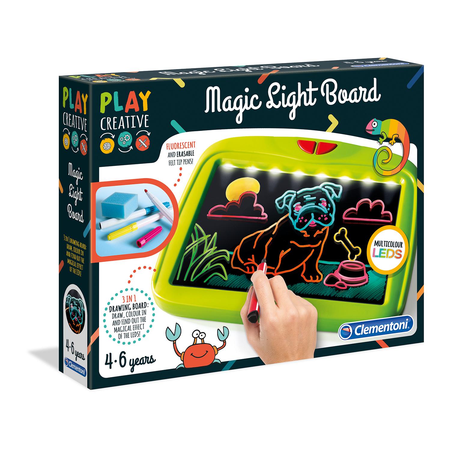 Afbeelding van Play Creatieve Magische Effecten Tekenbord