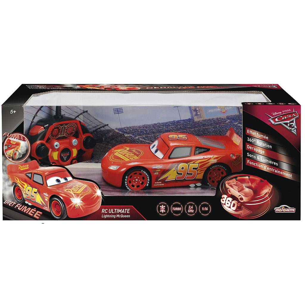 Afbeelding van Cars 3 Race Car MCQueen
