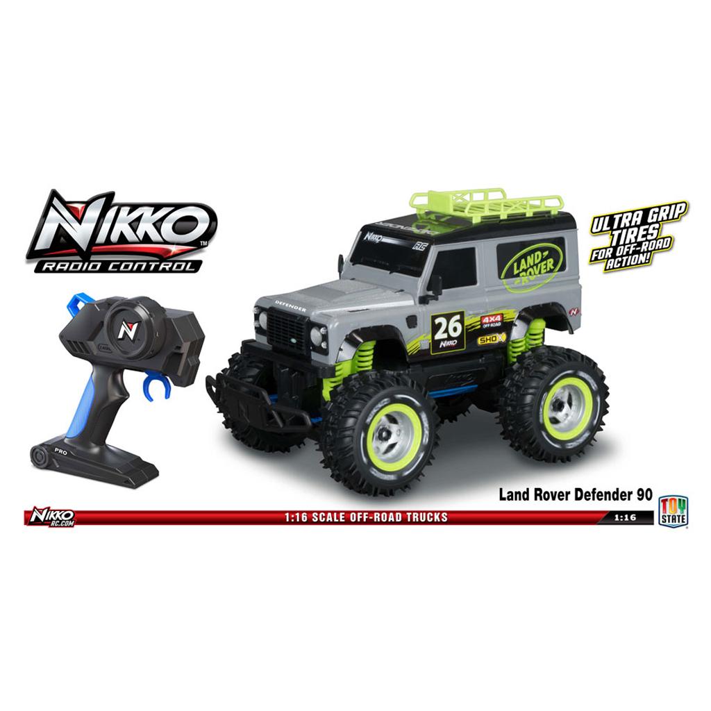 Afbeelding van R/C 1:16 Land Rover Defender Nikko