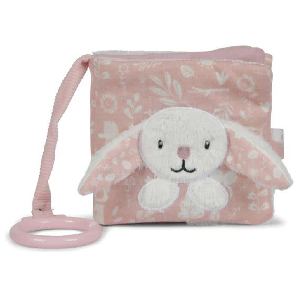 Afbeelding van Little Dutch Buggyboekje Adventure Pink