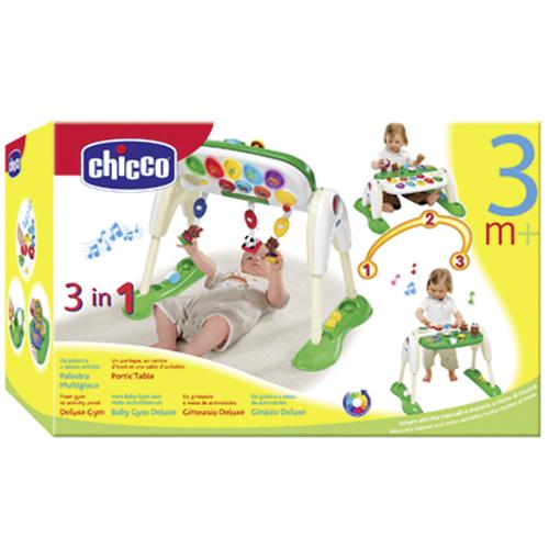 Afbeelding van Chicco Baby Gym Deluxe
