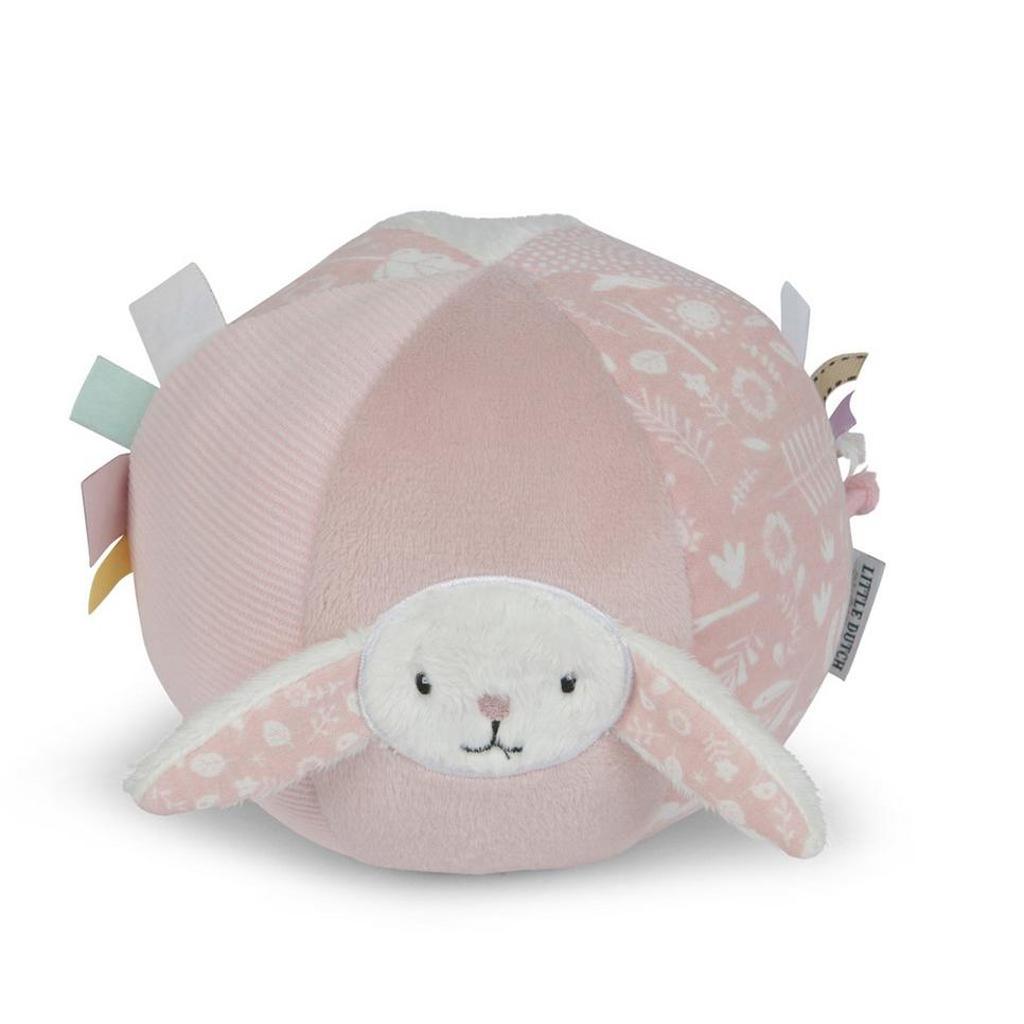 Afbeelding van Little Dutch Bal Adventure Pink