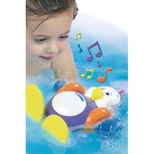 Afbeelding van Badspeelgoed Tomy Pinguïn Splashy