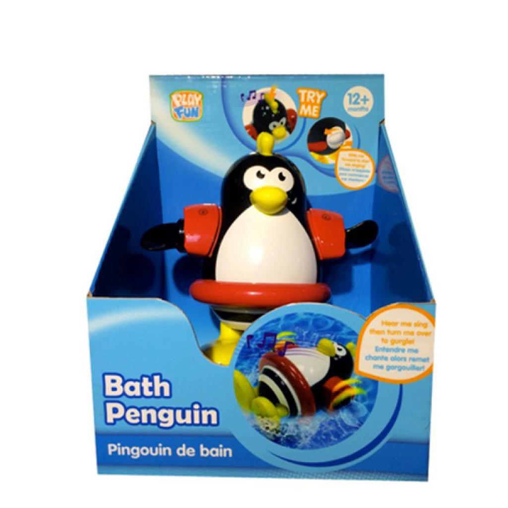 Afbeelding van Badspeelgoed Bad Pinguin