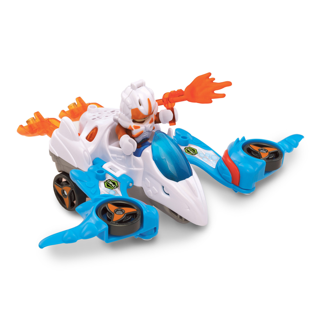 Afbeelding van Vtech Switch&Go Dinos Coole Casper+Pteranodon