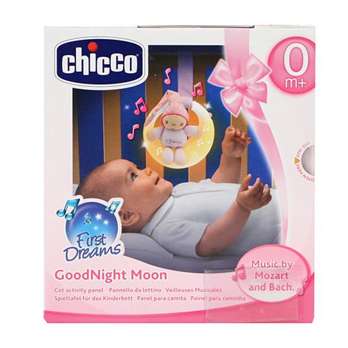Afbeelding van Chicco Goedenacht Maan Roze