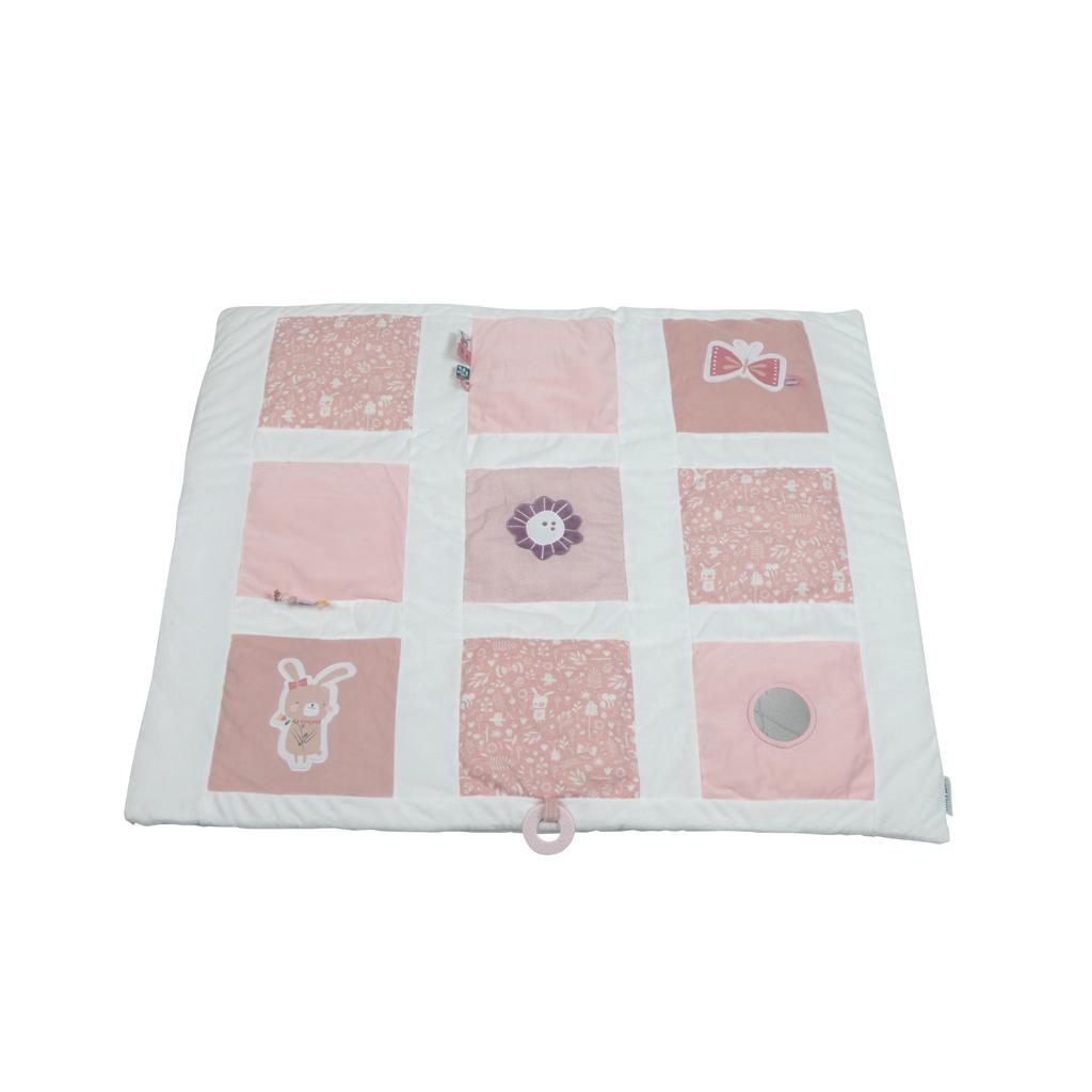 Afbeelding van Boxkleed Pink Little Dutch