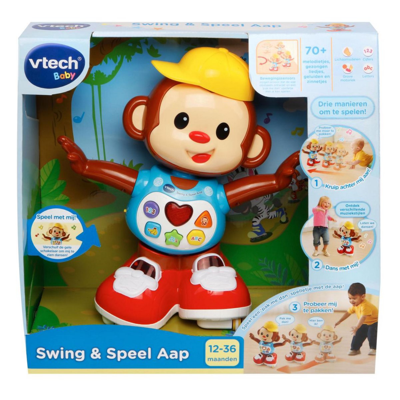 Afbeelding van VTech Baby Swing En Speel Aap