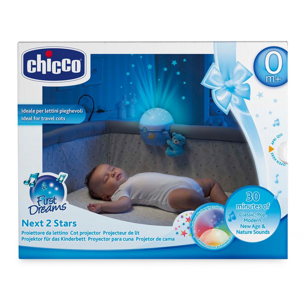 Afbeelding van Chicco Goedenacht Stars 2 Blauw