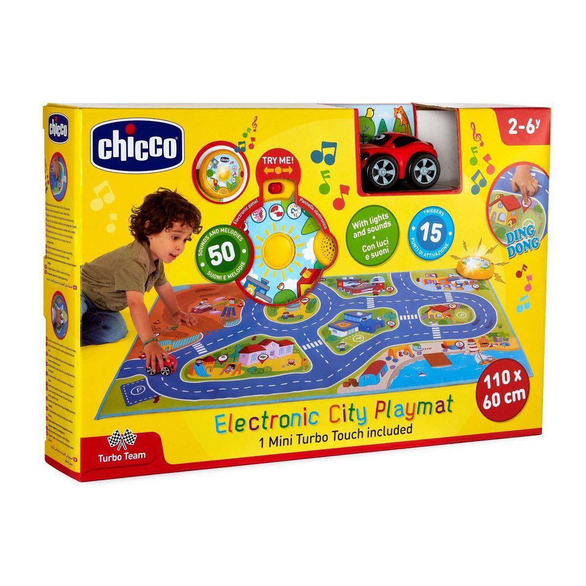 Afbeelding van Chicco Electronische City Speelmat