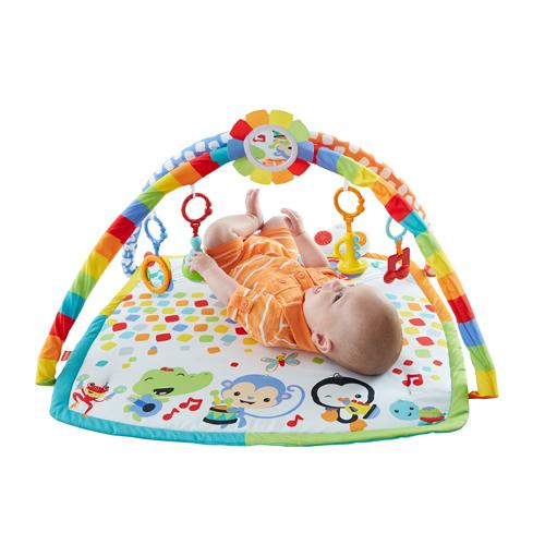 Afbeelding van Fisher-Price Baby's Jammen En Spelen Speelgym