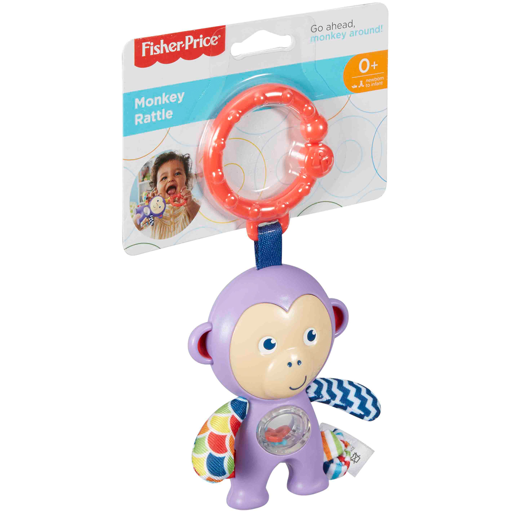 Afbeelding van Fisher-Price Sig Style Peg Assorti