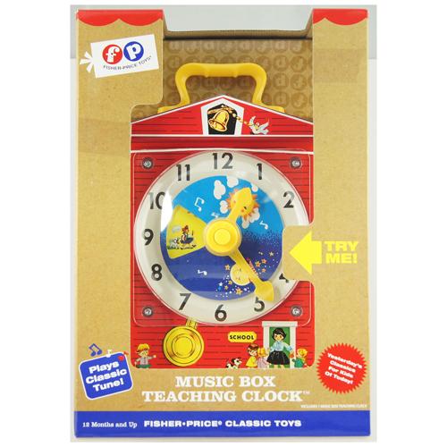 Afbeelding van Fisher Price Classic Toys Leerklok