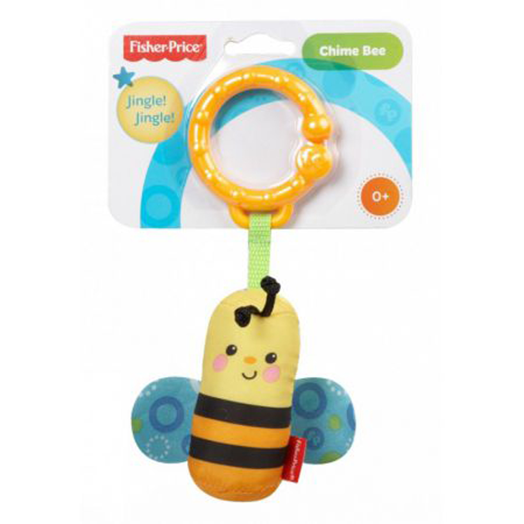 Afbeelding van Fisher-Price Hanger Elephant, Chime Bee