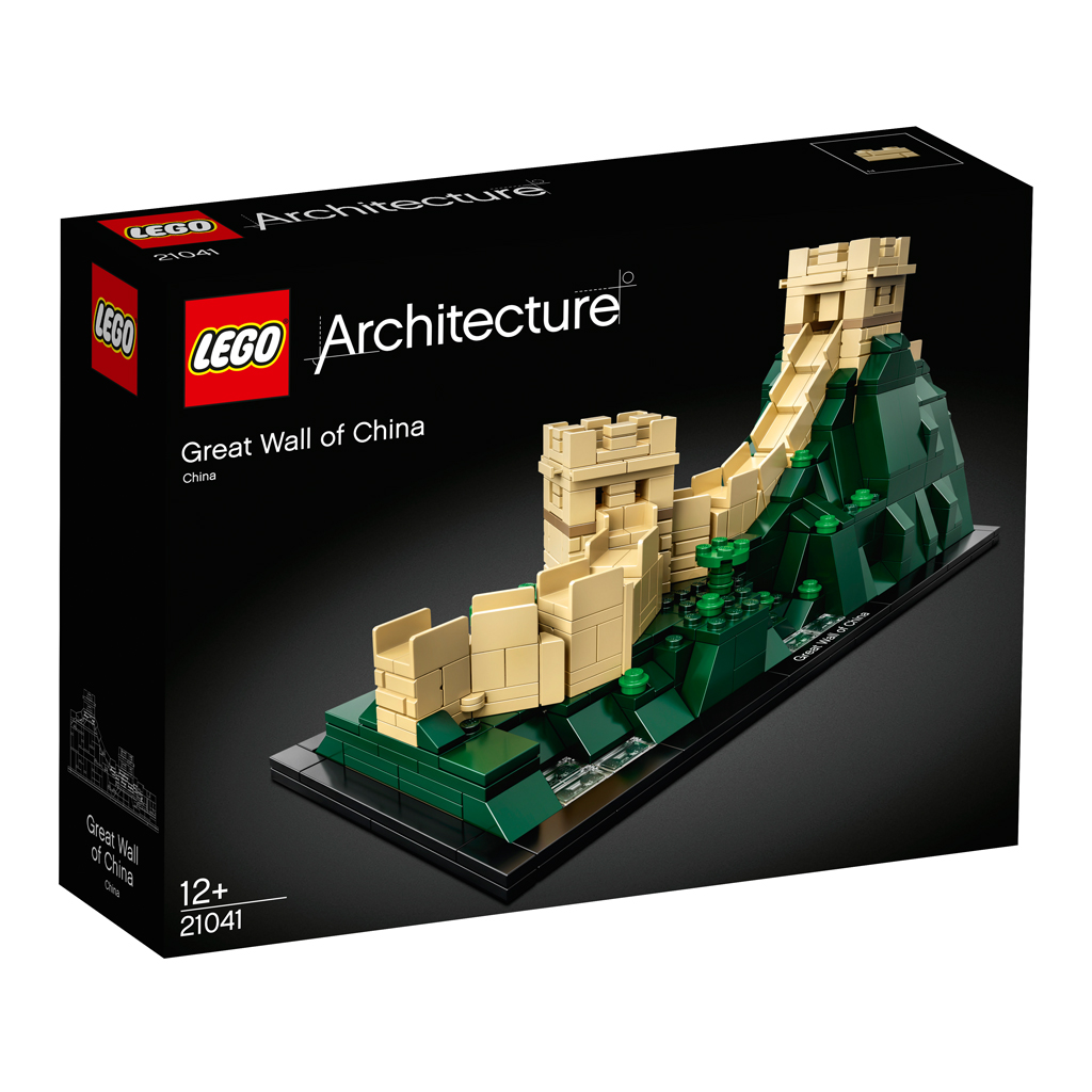 Afbeelding van LEGO Architecture 21041 De Chinese Muur
