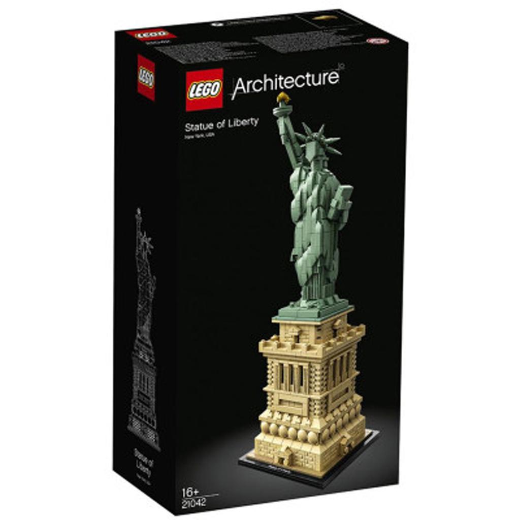 Afbeelding van LEGO Architecture 21042 Vrijheidsbeeld