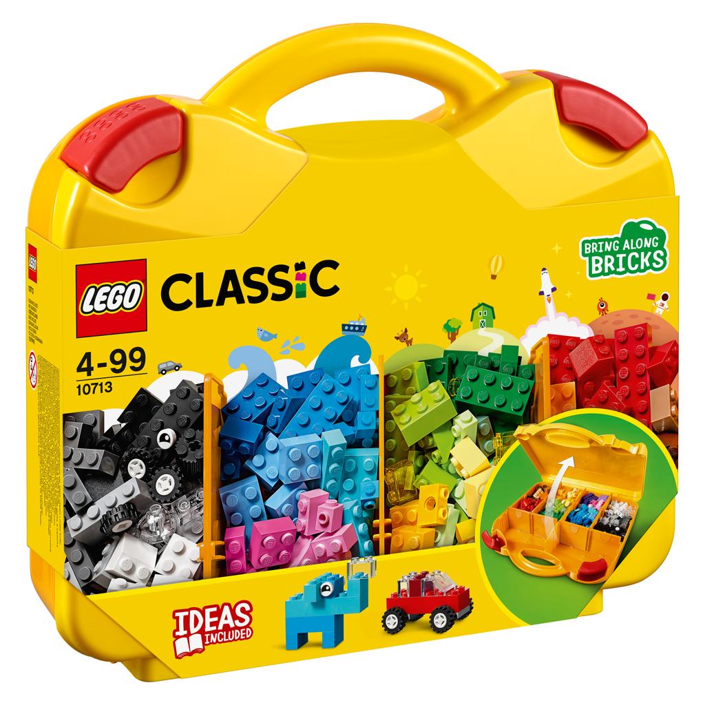Afbeelding van LEGO 10713 Classic Creatieve Koffer