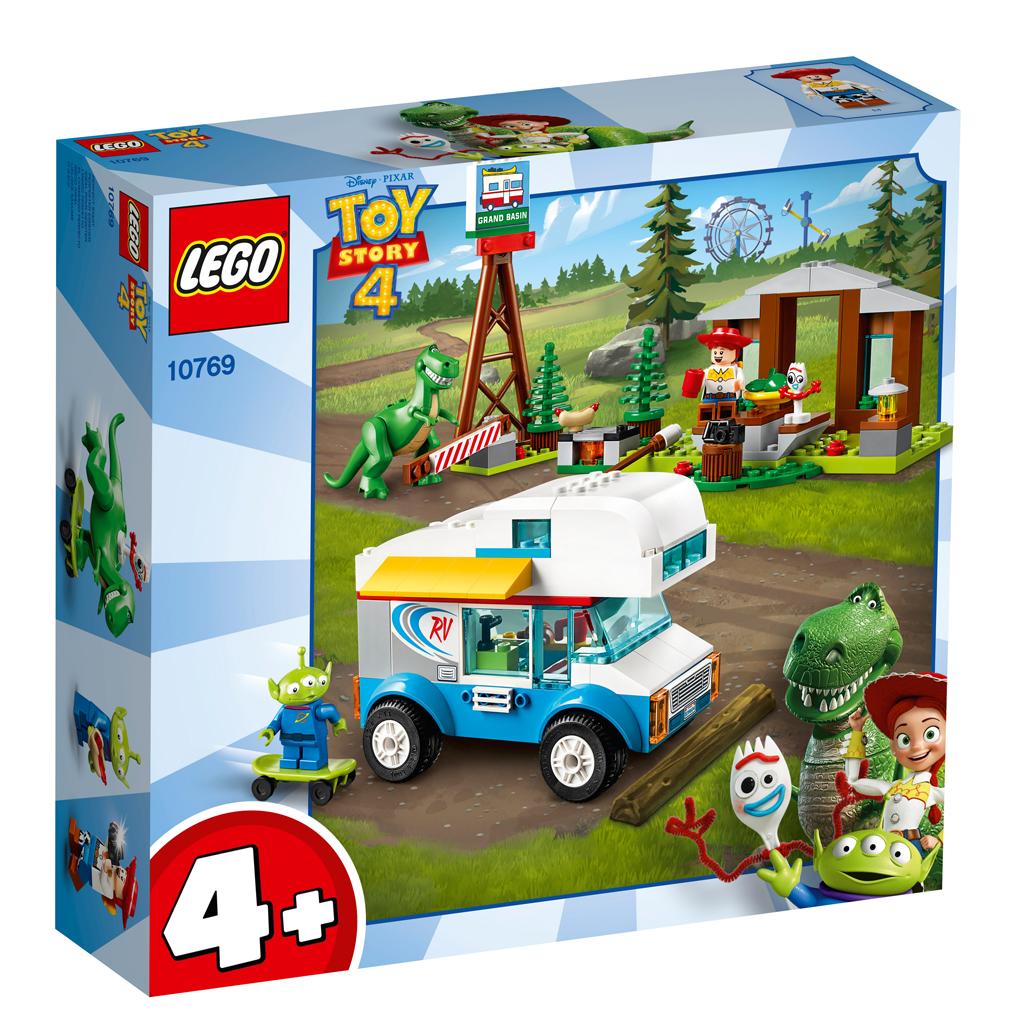 Afbeelding van LEGO 4+ 10769 Toy Story 4 Campervakantie