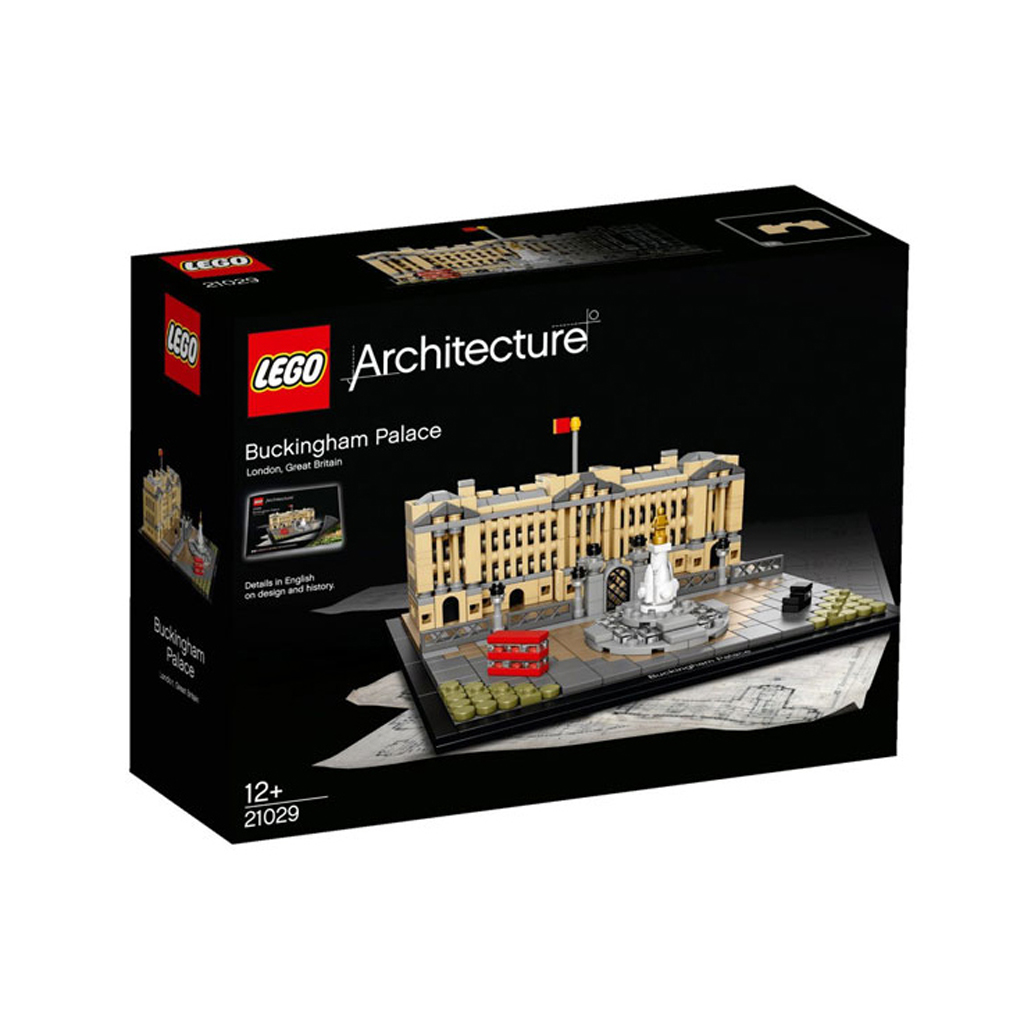 Afbeelding van LEGO 21029 Buckingham Palace