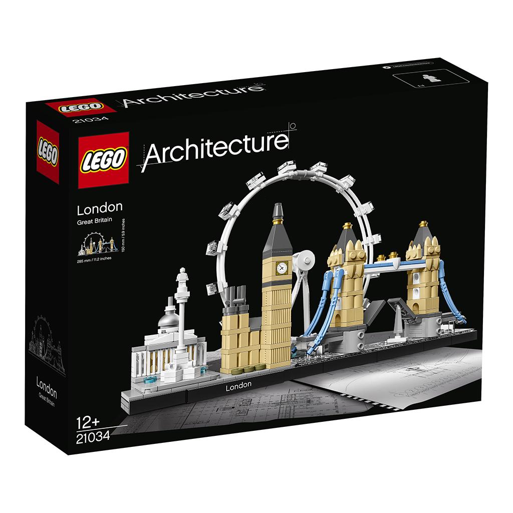 Afbeelding van LEGO Architecture 21034 Londen