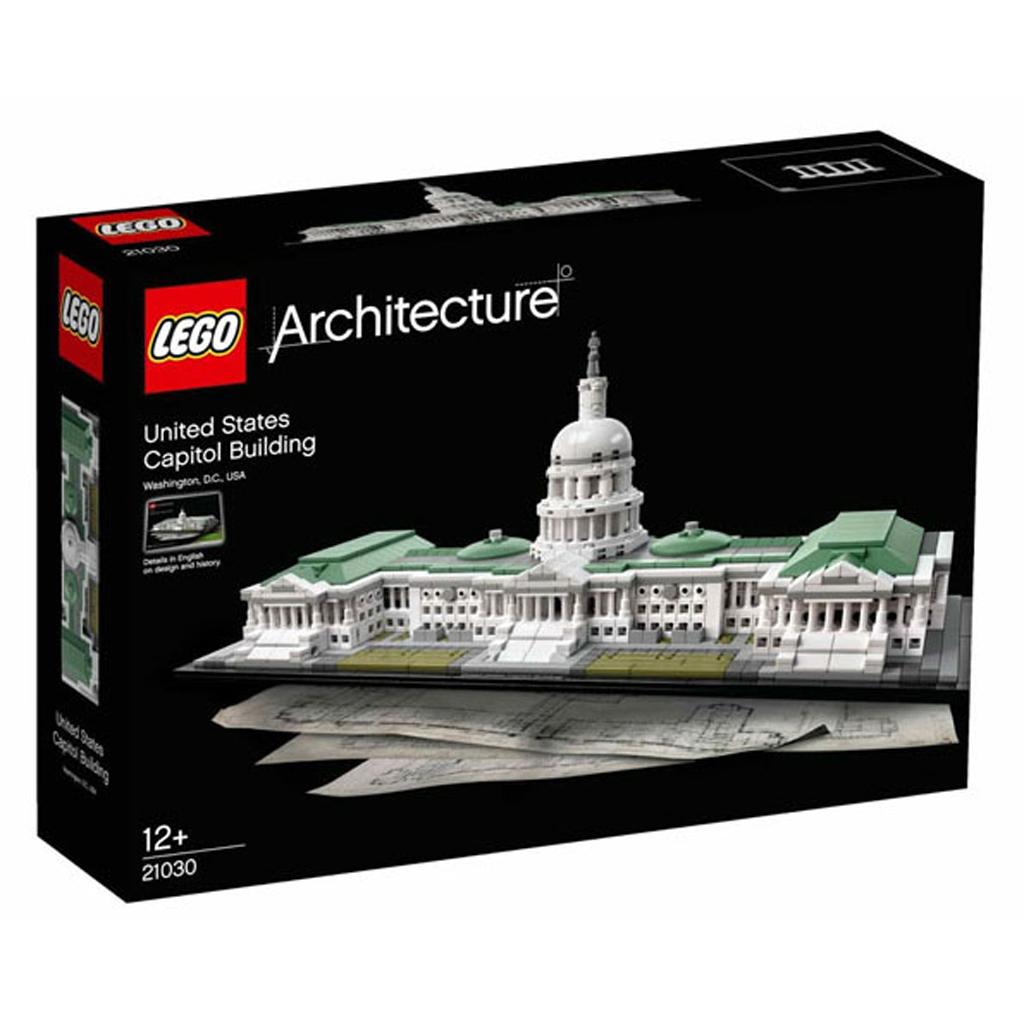 Afbeelding van LEGO Architecture 21030 United States Capitol Building