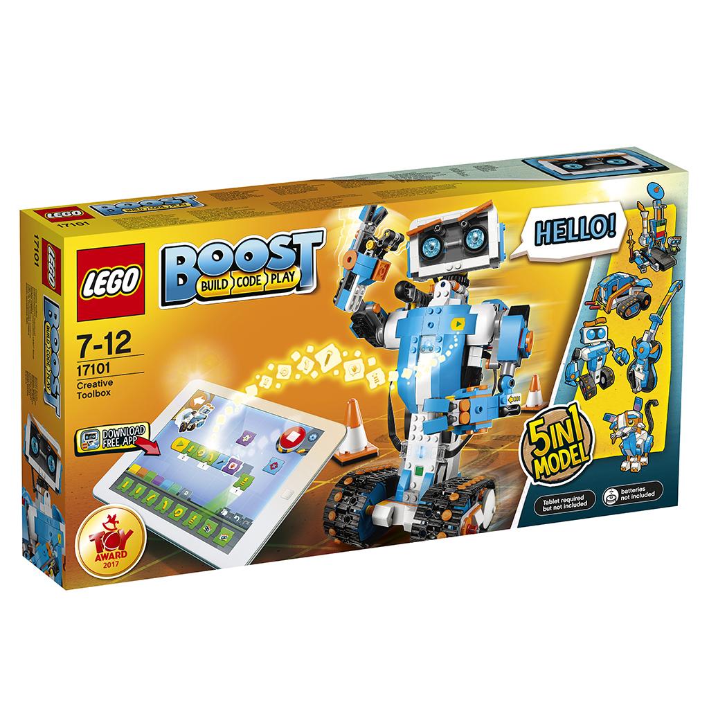 Afbeelding van LEGO Boost 17101 Creatieve Gereedschapskist