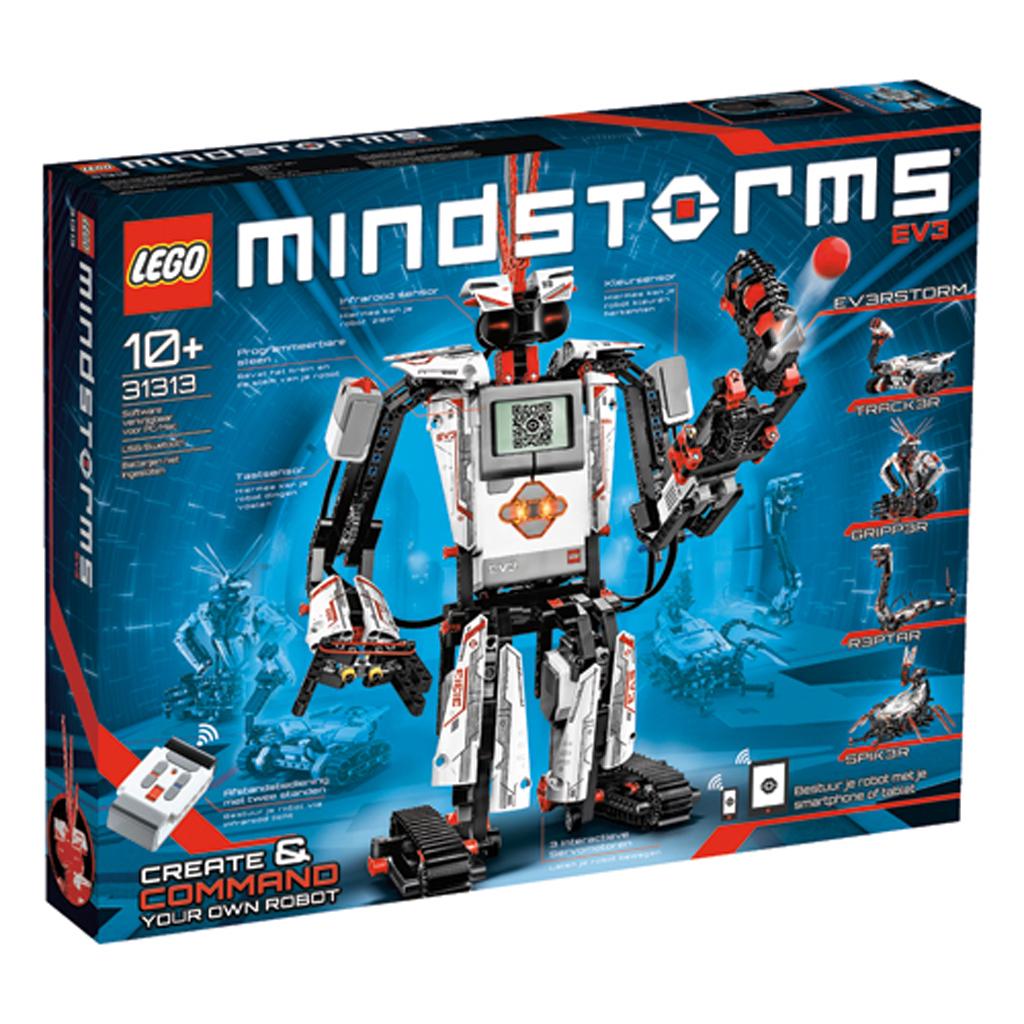 Afbeelding van LEGO 31313 Mindstorms EV3