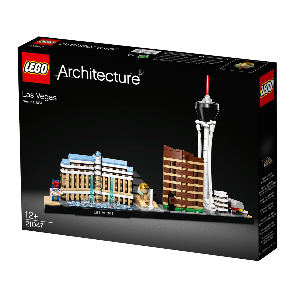 Afbeelding van LEGO Architecture 21047 Las Vegas