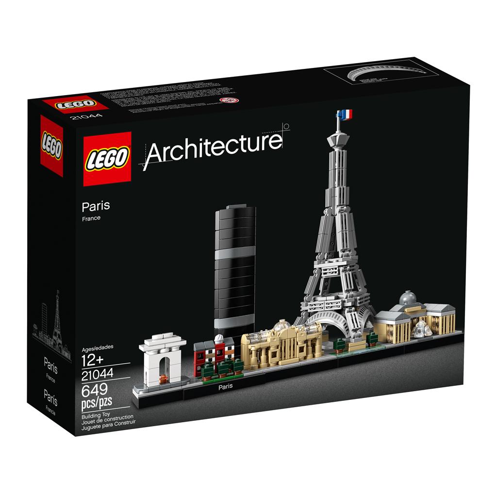 Afbeelding van LEGO Architecture 21044 Parijs